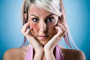 treatments for facial blushing